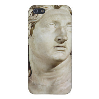 Alexander the Great King of Macedonia iPhone SE/5/5s Cover