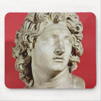 Alexander the Great  King of Macedonia Mouse Pad