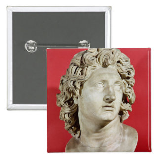 Alexander the Great  King of Macedonia Pinback Button