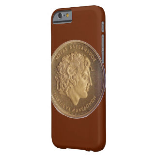 Alexander the Great, king of Macedonians Barely There iPhone 6 Case