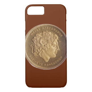Alexander the Great, king of Macedonians iPhone 7 Case