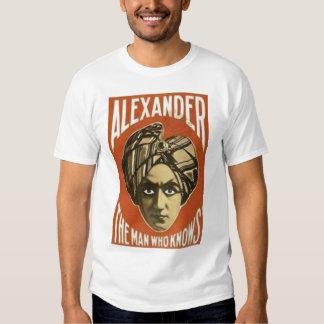 Alexander the Great T Shirt