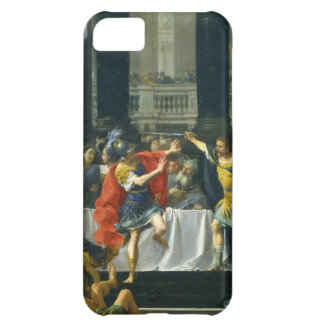 Alexander the Great Threatened by His Father iPhone 5C Covers