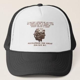 Alexander the Great Trucker Hat