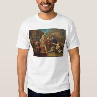 Alexander the Great visits Diogenes at Corinth Shirt