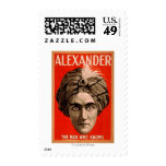 Alexander the Man who Knows Magic Poster Stamp