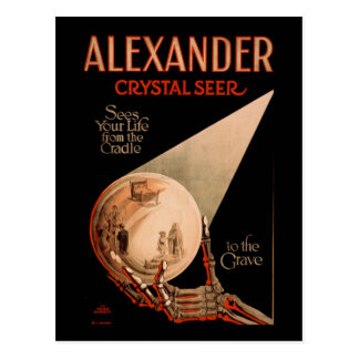 Alexander ve su vida de la cuna postal