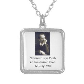 Alexander von Fielitz Silver Plated Necklace