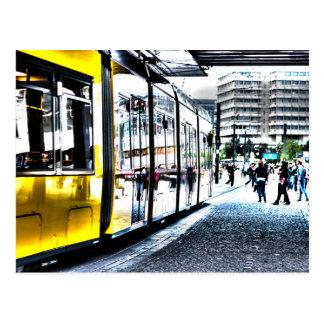 Alexanderplatz Berlín Alemania