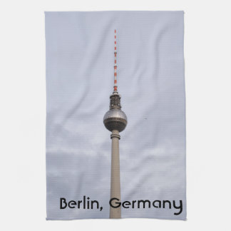 Alexanderplatz Tower Hand Towels