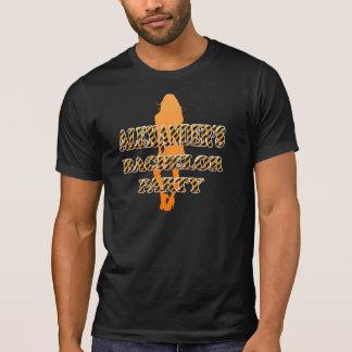 Alexander's Bachelor Party T-Shirt
