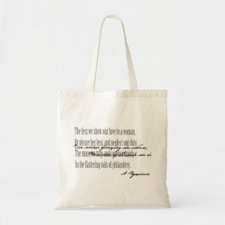 Alexandr Pushkin - Eugene Onegin Ch. 4, st.1 Bags