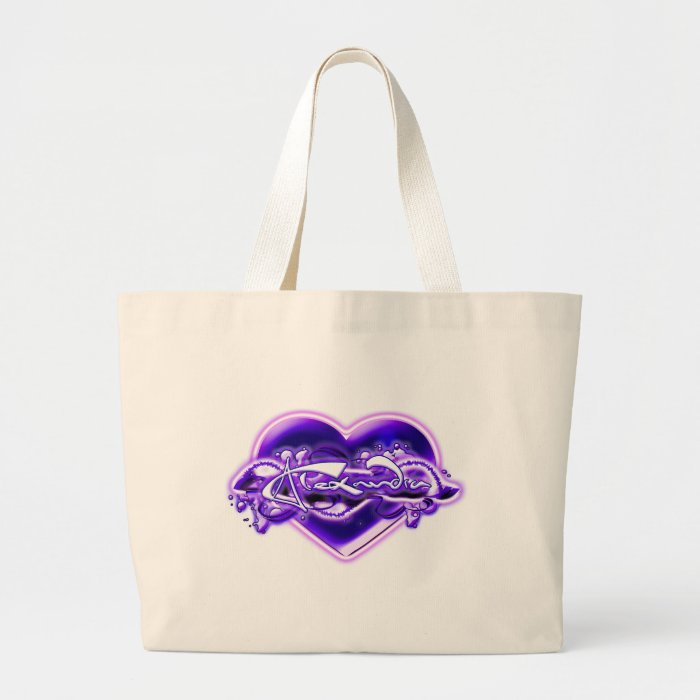 Alexandra Large Tote Bag