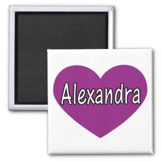 Alexandra Magnet