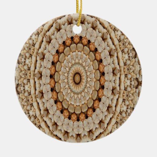 Alexandra Rocks Round Ornament