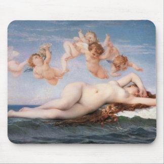 Alexandre Cabanel The Birth of Venus Mousepad