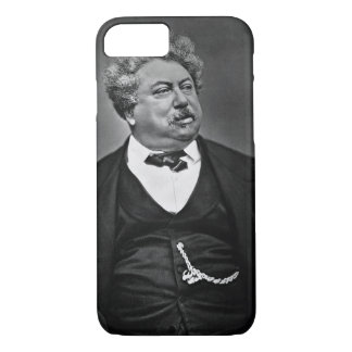 Alexandre Dumas pere (1802-70), from 'Galerie Cont iPhone 7 Case