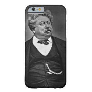 Alexandre Dumas pere (1802-70), from 'Galerie Cont iPhone 6 Case