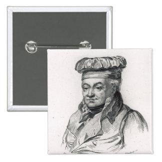 Alexandre Grimod de la Reyniere Button