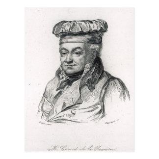 Alexandre Grimod de la Reyniere Postcard