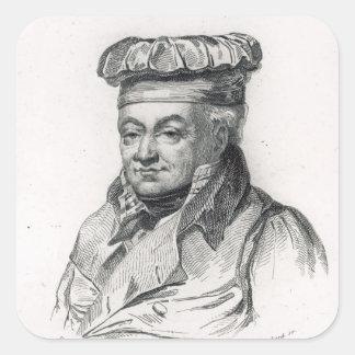 Alexandre Grimod de la Reyniere Square Sticker