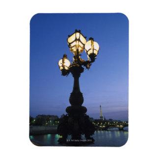 Alexandre III Bridge in Paris Magnet
