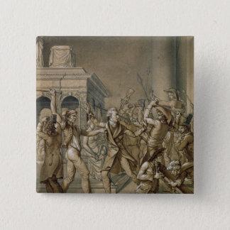 Alexandre Lenoir  opposing the destruction Button