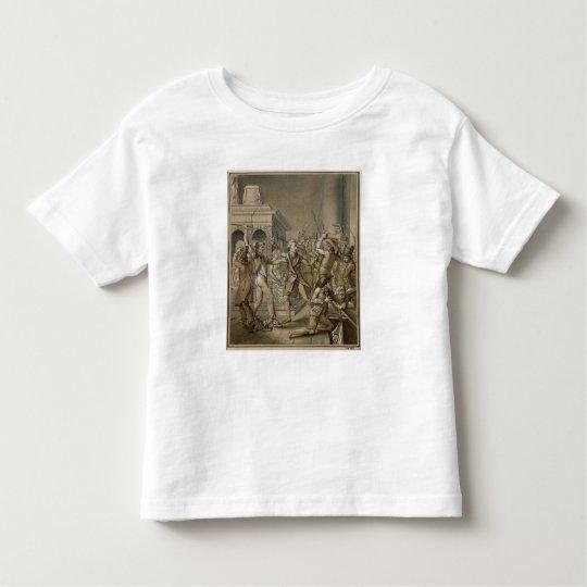 Alexandre Lenoir  opposing the destruction Toddler T-shirt