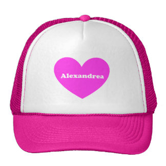 Alexandrea Mesh Hats