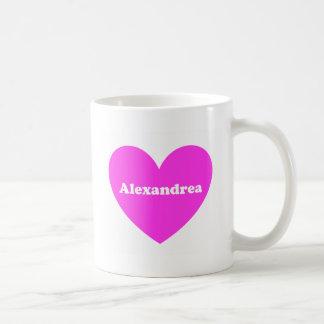 Alexandrea Coffee Mugs