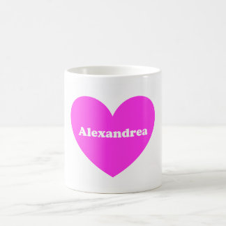 Alexandrea Mug