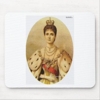 Alexandrea Of Russia Love Quote Gifts & Cards Mouse Pad