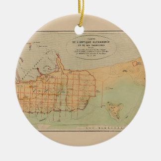 alexandria1866 ceramic ornament