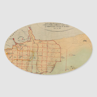 alexandria1866 oval sticker