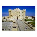Alexandria Fort, Egypt Postcard