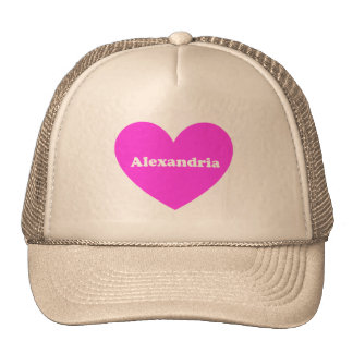 Alexandria Hats