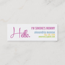 ALEXANDRIA MONROE CALLING