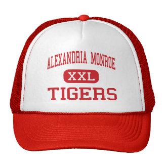 Alexandria Monroe - Tigers - High - Alexandria Trucker Hat