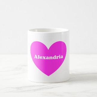 Alexandria Coffee Mug