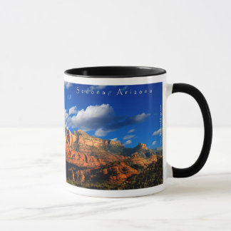 Alexandria on Cathedral Rock and Courthouse Mug