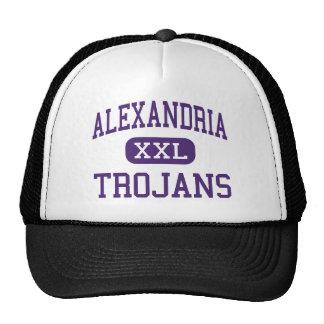 Alexandria - Trojans - Senior - Alexandria Trucker Hat