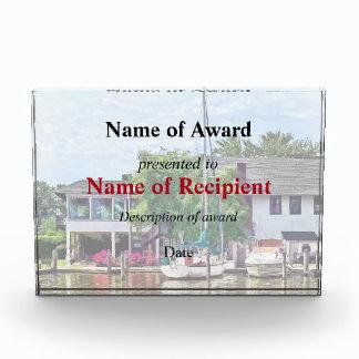 Alexandria VA Docked Boats Award