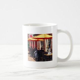 Alexandria VA - Restaurant on King Street Coffee Mug