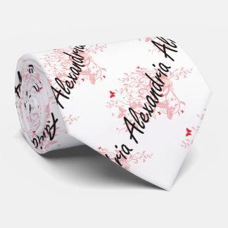 Alexandria Virginia City Artistic design with butt Tie