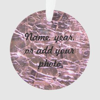 Alexandrite de cristal Crackled de junio del