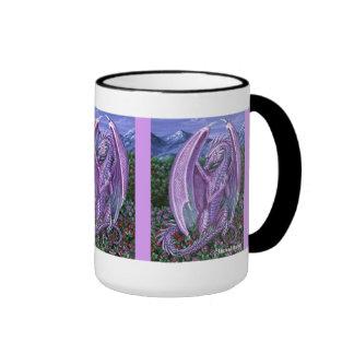 Alexandrite Dragon Wraparound Mug