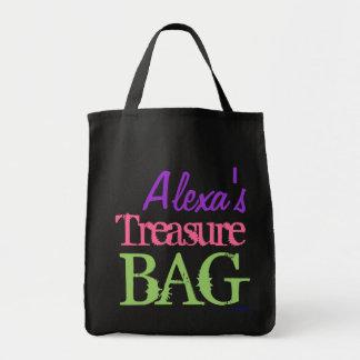 Alexa's Treasure Bag