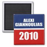 ALEXI GIANNOULIAS FOR SENATE FRIDGE MAGNET