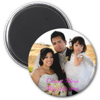 Alexis & Chris Favorites-1304 2 Inch Round Magnet