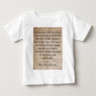 Alexis de Tocqueville Baby T-Shirt